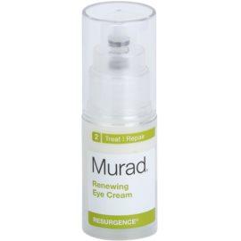 Murad Resurgence krema za predel okoli oči proti gubam in temnim kolobarjem  15 ml