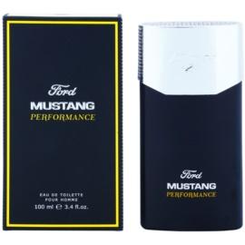 Mustang Mustang Performance eau de toilette para hombre 100 ml