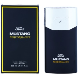 Mustang Mustang Performance toaletní voda pro muže 100 ml