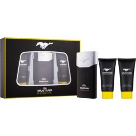 Mustang Mustang Performance coffret I. Eau de Toilette 100 ml + gel de duche 100 ml + bálsamo after shave 100 ml