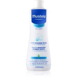 Mustela Bébé Bain Bath Foam For Kids  750 ml