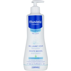 Mustela Bébé Bain Cleansing Gel For Hair And Body For Kids  500 ml