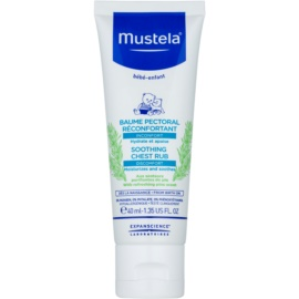 Mustela Bébé balzam z vonjem bora za bolj mirno spanje  40 ml