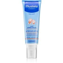 Mustela Solaires After Sun Milch für Kinder ab der Geburt  125 ml