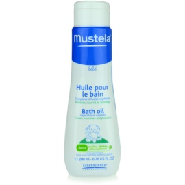 Mustela Bébé Bain fürdő olaj gyermekeknek  200 ml
