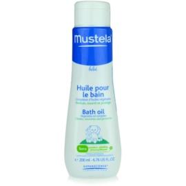 Mustela Bébé Bain koupelový olej pro děti  200 ml