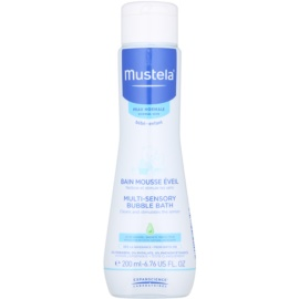 Mustela Bébé Bain Badschaum für Kinder  200 ml