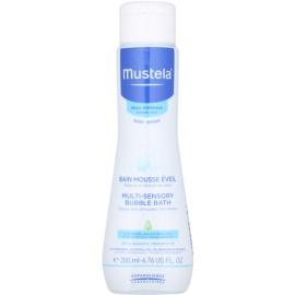 Mustela Bébé Bain Bath Foam For Kids  200 ml