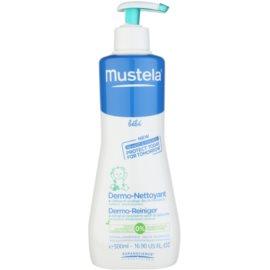 Mustela Bébé Bain tisztító test és haj gél gyermekeknek  500 ml