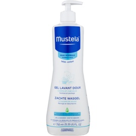 Mustela Bébé Bain Cleansing Gel For Hair And Body For Kids  750 ml