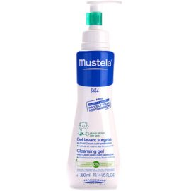 Mustela Bébé Bain Cleansing Gel With Cold Cream 300 ml