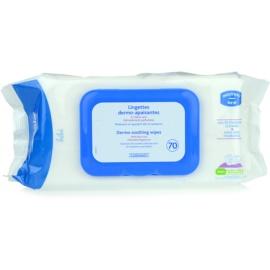 Mustela Bébé Change tisztító törlőkendő gyermekeknek  70 db