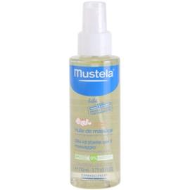 Mustela Bébé Soin masažno olje za otroke  110 ml