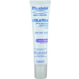Mustela Dermo-Pédiatrie Stelatria regenerierende Creme Für irritierte Haut  40 ml