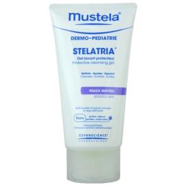 Mustela Dermo-Pédiatrie Stelatria zaščitni čistilni gel za razdraženo kožo  150 ml