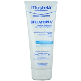 Mustela Dermo-Pédiatrie Stelatopia telový balzam pre veľmi suchú citlivú a atopickú pokožku  200 ml