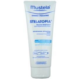 Mustela Dermo-Pédiatrie Stelatopia Körper-Balsam für sehr trockene, empfindliche und atopische Haut  200 ml