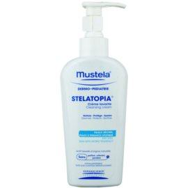 Mustela Dermo-Pédiatrie Stelatopia crème purifiante pour peaux très sèches et atopiques  200 ml