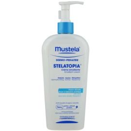 Mustela Dermo-Pédiatrie Stelatopia hydratačný krém pre veľmi suchú citlivú a atopickú pokožku  400 ml