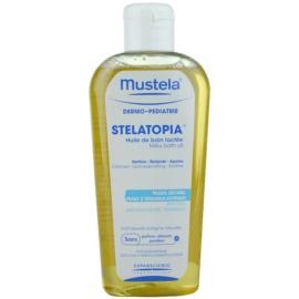 Mustela Dermo-Pédiatrie Stelatopia olejek do kąpieli do skóry suchej i atopowej  200 ml