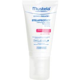 Mustela Dermo-Pédiatrie Stelaprotect crema nutritiva para el rostro  40 ml