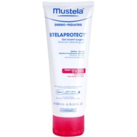 Mustela Dermo-Pédiatrie Stelaprotect Waschgel für empfindliche Oberhaut  200 ml