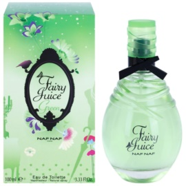 Naf Naf Fairy Juice Green eau de toilette para mujer 100 ml