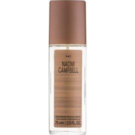 Naomi Campbell Naomi Campbell deodorant s rozprašovačem pro ženy 75 ml