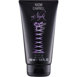 Naomi Campbell At Night gel de dus pentru femei 150 ml