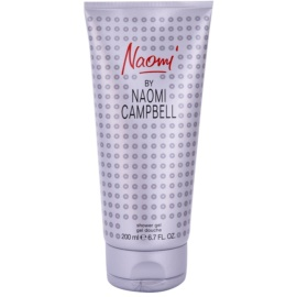 Naomi Campbell Naomi Duschgel für Damen 200 ml