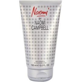 Naomi Campbell Naomi Duschgel für Damen 150 ml