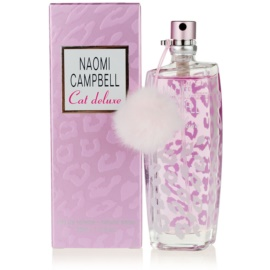 Naomi Campbell Cat deluxe eau de toilette para mujer 30 ml