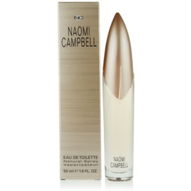 Naomi Campbell Naomi Campbell eau de toilette para mujer 50 ml