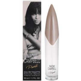 Naomi Campbell Private Eau de Toilette für Damen 50 ml