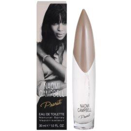 Naomi Campbell Private Eau de Toilette für Damen 30 ml