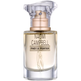 Naomi Campbell Prét a Porter eau de toilette pour femme 15 ml