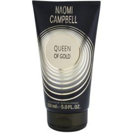 Naomi Campbell Queen of Gold Duschgel für Damen 150 ml