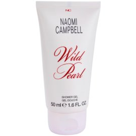 Naomi Campbell Wild Pearl душ гел тестер за жени 50 мл.