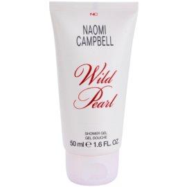 Naomi Campbell Wild Pearl tusfürdő teszter nőknek 50 ml