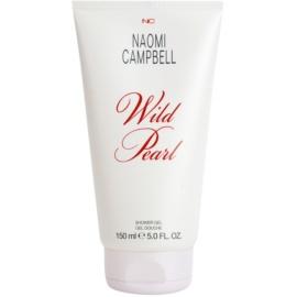 Naomi Campbell Wild Pearl sprchový gel pro ženy 150 ml