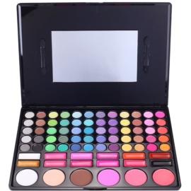 Naras Palette paleta dekorativní kosmetiky velká 78 color