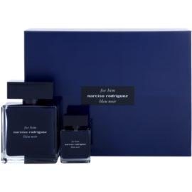 Narciso Rodriguez For Him Bleu de Noir lote de regalo I.  eau de toilette 100 ml + eau de toilette 10 ml