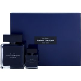 Narciso Rodriguez For Him Bleu de Noir Geschenkset I. Eau de Toilette 100 ml + Eau de Toilette 10 ml