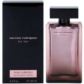 Narciso Rodriguez For Her Musc Collection Intense parfémovaná voda pro ženy 100 ml
