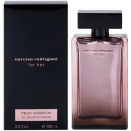 Narciso Rodriguez For Her Musc Collection Intense parfémovaná voda pro ženy 100 ml