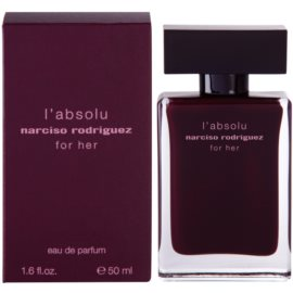Narciso Rodriguez For Her L'Absolu eau de parfum para mujer 50 ml