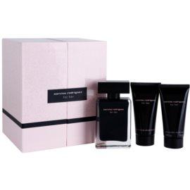 Narciso Rodriguez For Her Geschenkset XVIII. Eau de Toilette 50 ml + Körperlotion 50 ml + Duschgel 50 ml