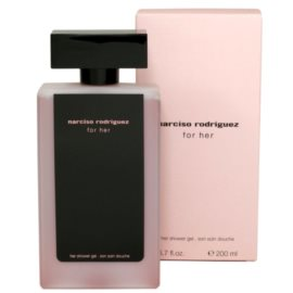 Narciso Rodriguez For Her gel za prhanje za ženske 200 ml