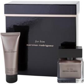 Narciso Rodriguez For Him darčeková sada IV. parfémovaná voda 50 ml + sprchový gel 75 ml