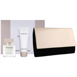 Narciso Rodriguez Narciso dárková sada VI. parfémovaná voda 50 ml + tělové mléko 75 ml + peněženka